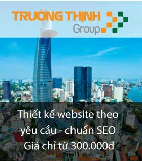 Công Ty Dịch Vụ Thiết Kế Website Thủ Công Mỹ Nghệ Chuẩn Seo Đẹp
