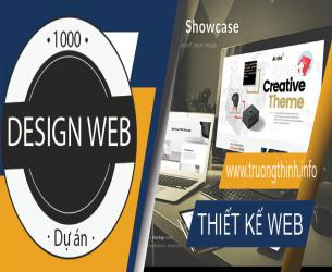 Công ty Thiết Kế WEB Theo Yêu Cầu tại khu vực Quận Binh Thạnh